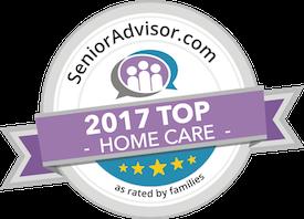2017 Home Care Award